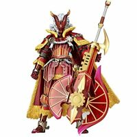 Vulcanlog 022 Monster Hunter man Swordsman Kaiser X series action Figure Japan