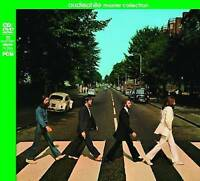 THE BEATLES / AUDIOPHILE ABBEY ROAD PRESS DISC 1xCD+1xDVD