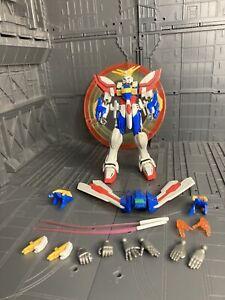 Bandai Mobile Suit Fighter Neo Japan Burning God Gundam Action Figure MSIA