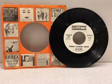 ELAINE 45 RADIO PROMO It Should 'A Been Me / There's Danger Ahead 1963 NM - MINT