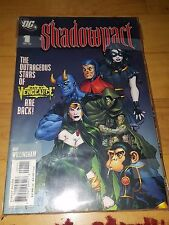 Shadowpact issues #1-18 full set by Bill Willingham & more DC Comics 2006