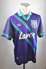 Sheffield United Maillot Taille M Jersey Umbro 1993/1995 Away Vintage