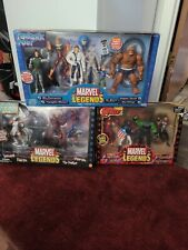 Marvel Legends Box Set Lot Urban Legends , Young Avengers , Fantastic 4 ????
