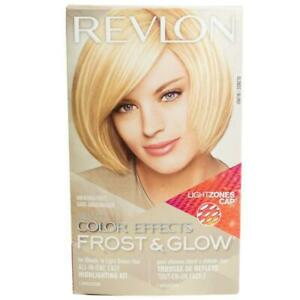 BLONDE..Revlon Color Effects Frost & Glow Highlighting Kit