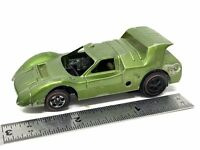 Hot Wheels Sizzlers Green Angeleno M-70 for Parts Or Restoration