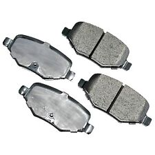 REAR BRAKE PADS for LINCOLN SEMI METALLIC MKS MKT MKX Premium Brake Pads