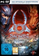 SACRED 2 ADDON ICE AND BLOOD * DEUTSCH Neuwertig