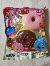 Grin Studios Amazing Squishee 2 Lifesize Doughnuts, Stress Relieving Toys