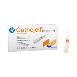 CATHEJELL Lidocain C steriles Gleitgel ZHS 8,5 g 5 St 07094062