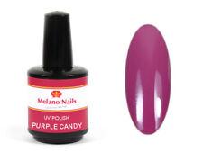 UV Polish Gel UV LED Nagellack Gellack Soak Off 15 ml Purple Candy