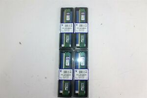 Sealed 8GB (4x2GB) Kingston KTD-XPS730BS/2GB PC3-10600 DDR3-1333 Desktop Memory