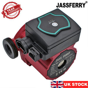 JASSFERRY A-Rated Central Heating Pump Boiler Energy Saving Water Circulation
