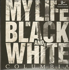 MY LIFE IN BLACK AND WHITE - Columbia       Red Vinyl LP + MP3   !!! NEU !!!