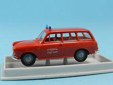 BREKINA ÖSTERREICH VW 1500 VARIANT FEUERWEHR WIEN 1:87