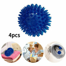 4X TUMBLE DRYER CLOTHES SOFTENER WASHING MACHINE BALLS CLOTHES SOFTENS CLEANER