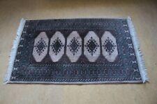original antiker Orientteppich Persien vintage Teppich plombiert 150 x 98 cm