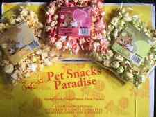 2 x cases Pet Snacks Paradise Popcorn for All Small Animals Universal pops treat