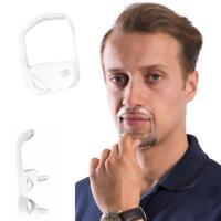 5Stk Ziegenbart Shaping Werkzeug Shaper Männer Bart Gesichts Haar Bart Rasieren