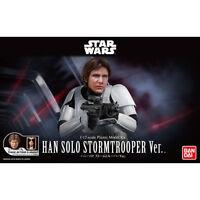 Han Solo Stormtrooper Ver. Modellbausatz 1/12 von Bandai, Star Wars Episode IV