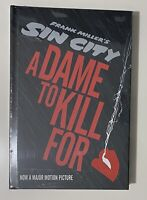 Frank Miller Sin City A Dame to Kill For Dark Horse HC Hardcover Sealed