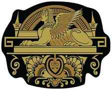 Singer Model 27 127 Sphinx Style Sewing Machine Sample Decal
