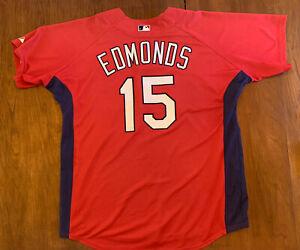 Jim Edmonds Jersey, St. Louis Cardinals. Vintage.