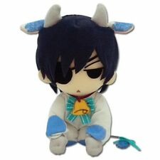 "Black Butler Ciel Cow Cosplay 7.5"" Plush"