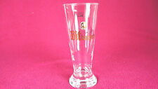 "BITBURGER 0.25 L Beer Glass 7"" Tall"