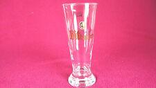"BITBURGER 0.25 L Beer Glass 7"" Tall"