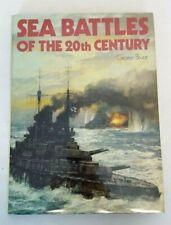 Hamlyn SEA BATTLES of the 20TH CENTURY (1975) George Bruce ILLUSTRATED HC w D/J