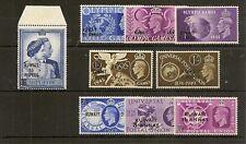 KUWAIT 1948-49 KGVI SG75/83 MNH INC £1 RSW