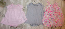 Mixed lot Infant Girls Clothing size 3 - 6 months Dresses, Romper