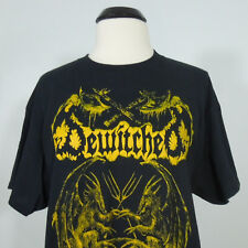BEWITCHED At The Gates Of Hell T-Shirt Black Men's size L (NEW)