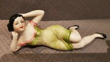 """Superb Victorian Style """"Sweet Little Girl"""" Figure / Pin Doll"""