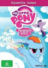 My Little Pony - Friendship Is Magic - Equestria Games (DVD, 2015)