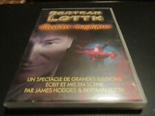 "RARE! DVD ""BERTRAN LOTTH : ILLUSIONS MAGIQUES"" spectacle magie (grandes illusion"