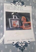 Persian Bear Designs by Liz Turner Diehl Cross Stitch Kit 1983