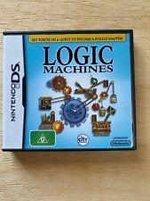 Logic Machines: Nintendo DS Game + Case + Booklet