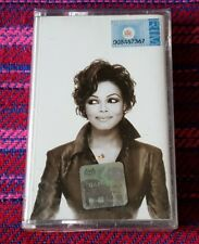 Janet Jackson ~ Best Collection ( Malaysia Press ) Cassette