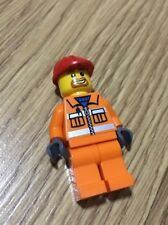 Lego Minifigure - Ground Crew - cty111 From Set 7163 6187