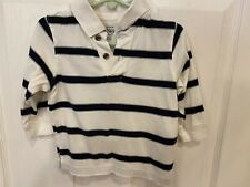 Baby Boys The Place Rugby Shirt Sz 6-9 Months