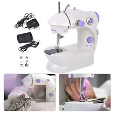 Electric Multi-function Mini Desktop Sewing Machine Portable Househeld Kit DIY