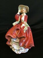 "Royal Doulton ""Top O' the Hill"" Vintage Fine Bone China Figurine Retired"
