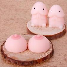Fun Toy Dingding Mimi Soft Mochi Squishy Focus Squeeze Abreact Healing Joke Gift