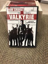 Valkyrie (DVD, 2009, Canadian) Tom Cruise