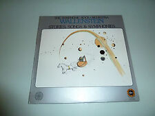 WALLENSTEIN - STORIES,SONGS,& SYMPHONIES