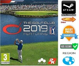 The Golf Club 2019 featuring PGA TOUR PC Steam GLOBAL 100% SECURE FAST DELIVERY