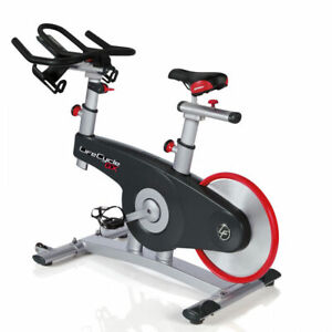 Life Fitness GX Indoor Studio Bike Exercise Gym Cycle Used Condition In Stock