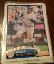 ALEX RODRIGUEZ 2012 TOPPS #500 YANKEES