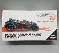 Hot Wheels - ID - Arkham Knight Batmobile  - FXB27 - Batman - NEU & OVP 2019 !